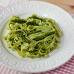 makaron ze szparagowym pesto-2