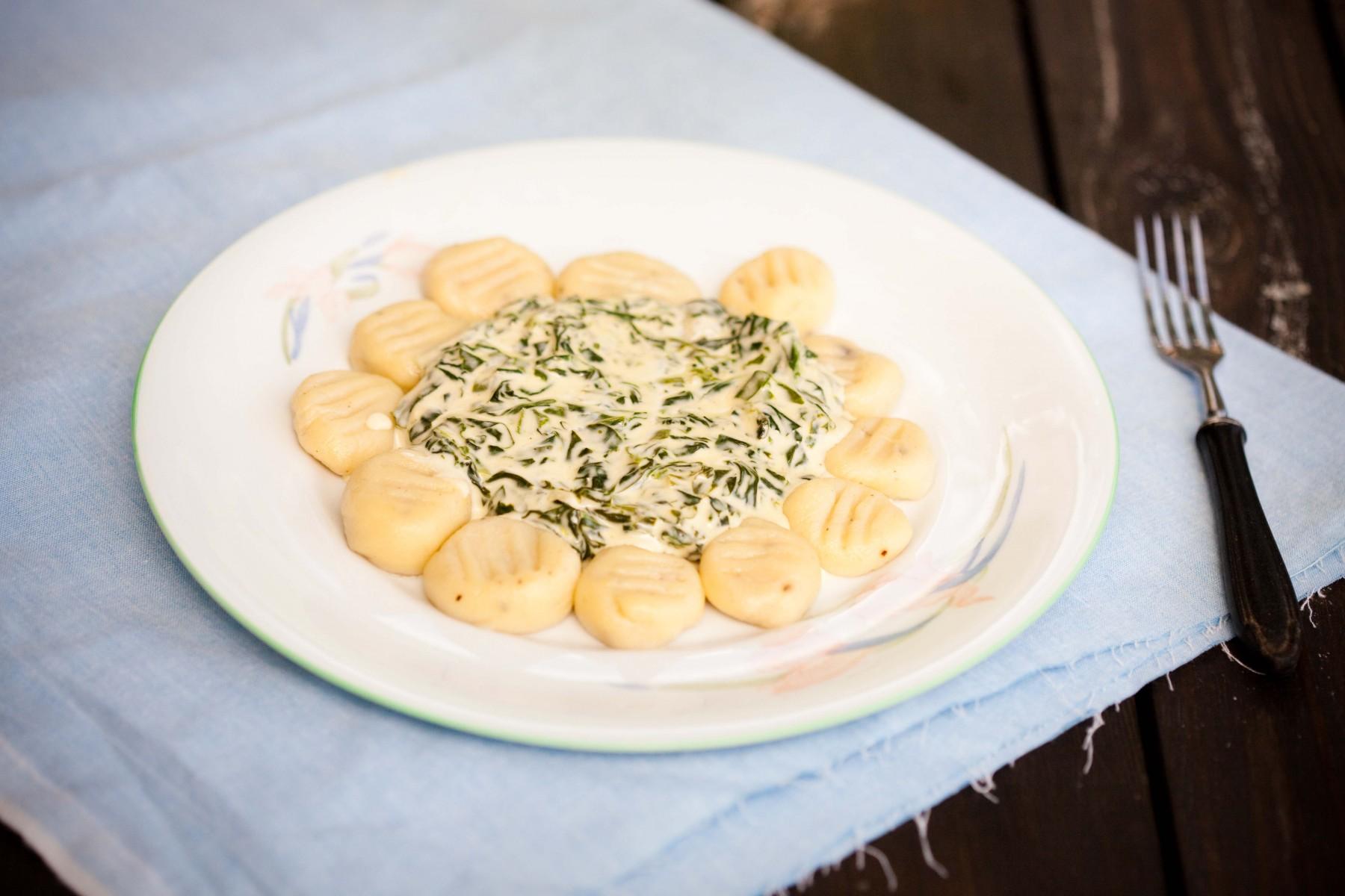 gnocchi-ze-szpinakiem