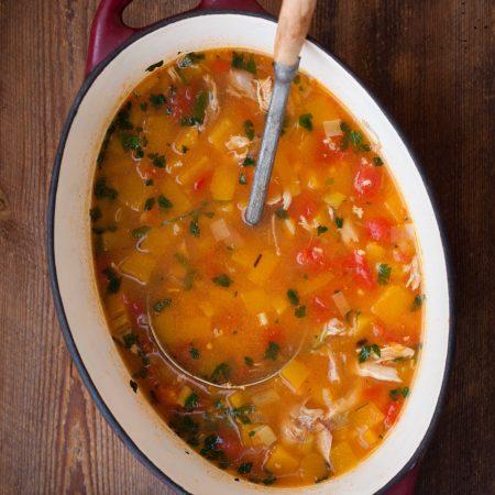 zupa-z-dynia-kurczakiem-kasza-jaglana
