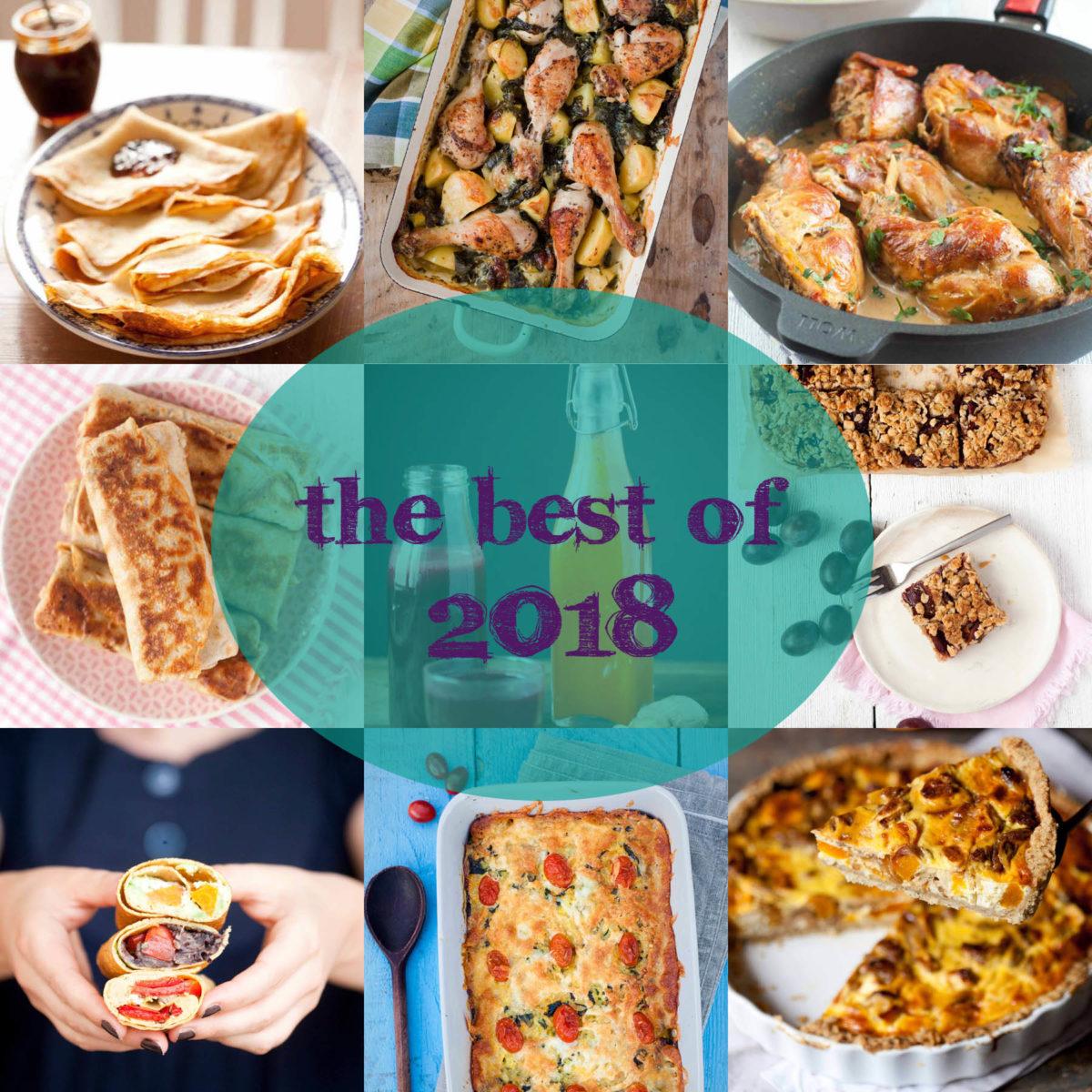 najpopularniejsze przepisy z bloga cooking for emily 2018